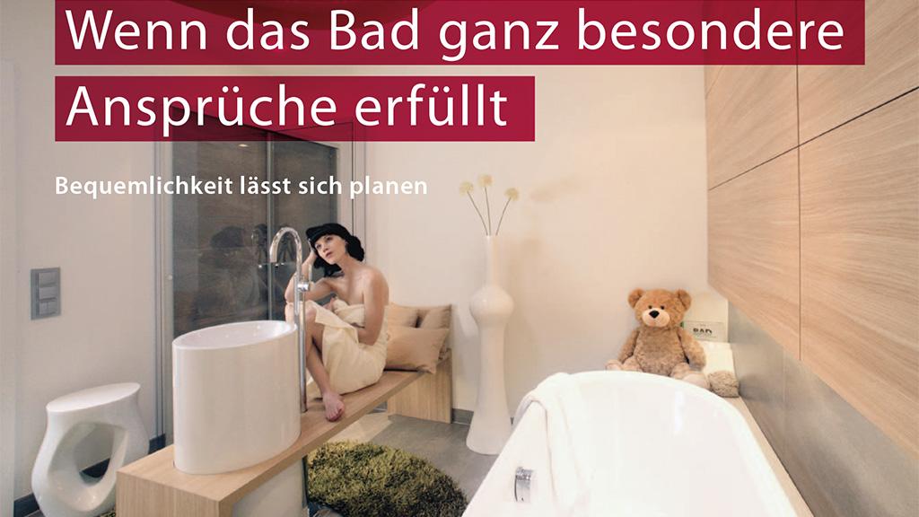 Barrierefreies Bad   Ein Bad Mit Besonderen Ansprüchen.